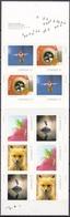 2010Canada2643-2647/MH390Fauna - Briefmarken