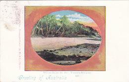 Greetings From Australia - 1900      (A-107-160901) - Australia