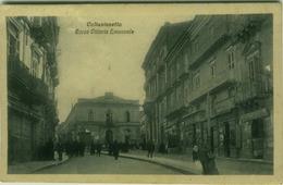 CALTANISETTA - CORSO VITTORIO EMANUELE - EDIZIONE CALOGERO - 1926 (3355) - Caltanissetta