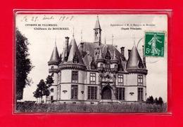 70-CPA VILLERSEXEL - CHATEAU DE BOURNEL - France