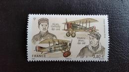 France Timbre NEUF Poste Aérienne N° PA82 - Année 2018 - Michel Coiffard Et Maurice Boyau - Posta Aerea