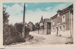 35 - NOYAL-sur-SEICHE - Le Bourg Coté Sud - Cpa - Vierge - - Francia