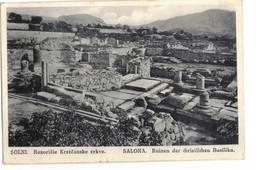 SALONA - SOLNL  (CROAZIA) - Croazia