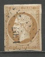 FRANCE - Oblitération Petits Chiffres LP 1307 FONTENAY-SUR-LOING (Loiret) - 1849-1876: Période Classique