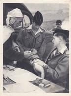 MILITARIA ALGERIE-pacifier, C'est Aussi Lutter Contre-carte Franchise Militaire--( Santé Médecine Docteur )-voir 2 Scans - Militaria