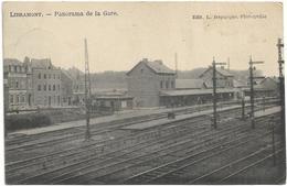 Libramont   *  Panorama De La Gare (Statie - Station) - Libramont-Chevigny