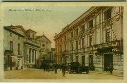 CATANZARO - PALAZZO DELLA PREFETTURA - TRAM - EDIZIONE FILARDO - 1932 (3364) - Catanzaro