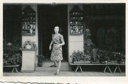 PHoto De La Graineterie Fleuriste à Villiers Sur Marne Avec Sa Gérante - Luoghi