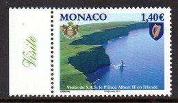 Monaco 2768 Irlande, Eire, Armoiries, Lyre - Emissions Communes