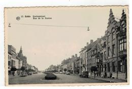 15. Eeklo  Stationstraat  Rue De La Station - Eeklo