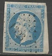 FRANCE - Oblitération Petits Chiffres LP 1323 FOURMIES (Nord) - Marcofilie (losse Zegels)