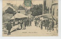 GOUZON - Place De L'Eglise - France