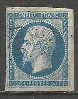 FRANCE - Oblitération Petits Chiffres LP 1340 FRESNE-EN-WOEVRE (Meuse) - Marcofilie (losse Zegels)