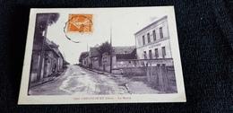 Cp 60 Oise CHEVINCOURT La Mairie  ( Habitations école Rue Route  ) - Other Municipalities