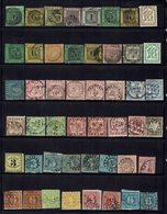 Allemagne - 1850-1900 - Lot De 100 Timbres De Bade Et Bavière - 2ème - 3ème Choix - - Collezioni
