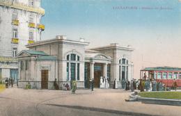 680/29 - EGYPT ALEXANDRIA Electric Tramway - Viewcard Of The Ramleh Station - Unused - Editor Pinkau , Leipzig - Alexandrie