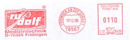 Freistempel 7301 Schere Medizin - [7] République Fédérale