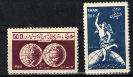 Irán Nº 733/34 - Irán