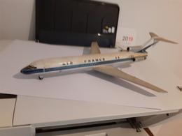 Maquette Boeing 727 AIR FRANCE - Vliegtuigen