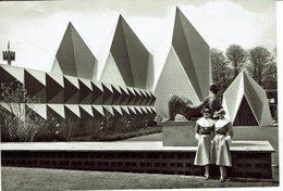 BRUXELLES-EXPO 58-PAVILLON GREAT BRITAIN - Expositions