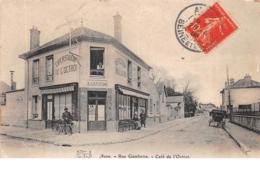 77    .    N° 202801          .             AVON                 .             CAFé DE L OCTROI - Avon