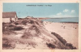 85-LONGEVILLE-N°1199-C/0335 - France