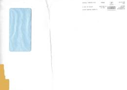 Affranchigo 41 Gr Destineo EL S1 STD Orvault Nantes Pic Solay - Postmark Collection (Covers)