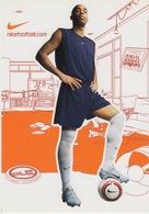 "PUBBLICITA' ADVERTISING CARTOLINA ""PROMOCARD NIKE -MILANO-TORINO-BOLOGNA"" - N°4558 - Advertising"