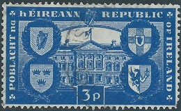 EIRE - Irlanda -Irland 1949 , 3p -used - Value €5,00 - 1922-37 Stato Libero D'Irlanda