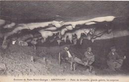 Côte-d'Or - Environs De Nuits-St-Georges - Arcenant - Puits De Groseille, Grande Galerie, Les Surprises - Nuits Saint Georges