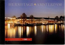 NEDERLAND, 2009, PERSONALIZED PRESTIGE BOOKLET, PP 20, Hermitage Museum Amsterdam - Libretti