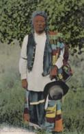 Crow Chief 'Plenty Coos' Native American Indian Man, C1910s Vintage Postcard - Native Americans