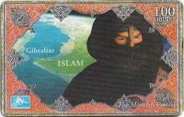 Gibraltar - GNC (Chip) - Moorish Period, 1999, 100U, 3.000ex, Mint (check Photos!) - Gibraltar