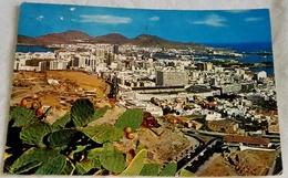 Postcard, Postal, Carte Postale / Spain, Espagne, España - Las Palmas De Gran Canaria, Vista Parcial Puerto De La Luz - Gran Canaria