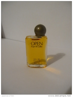 Roger & Gallet Open  Eau De Toilette 7ml  Liquidation - Miniaturen Flesjes Heer (zonder Doos)