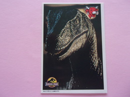 VACHE QUI RIT  Dinosaure Jurassic Park 1992 - Autocollants