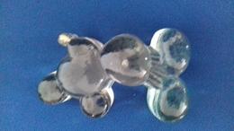 PRESSE PAPIER MICKEY VERRE - 14X8,5X4,5 CM - 700 GR - Paper-weights