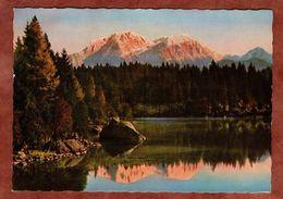 Ramsau, Alpengluehen Am Hintersee, Heinemann, MS Berchtesgaden, Nach Neustadt 1973 (77201) - Sonstige