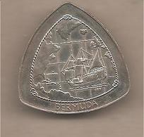 Bermuda - Moneta Non Circolata SPL Da 1 Dollaro - 1998 - Bermuda
