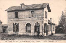 33-SAINT VINCENT DE PAUL DE TOCTOUCAU-N°1201-H/0187 - Autres Communes