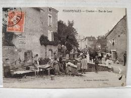 Fougerolles. Charton. Bas De Laval. Animée - France