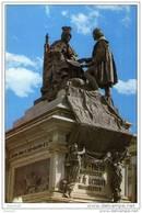CPM .monument à Isabelle De Castille Et Christophe Colombed:zerkowitz Série 45 Num:626 - Granada