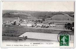 CPA (Réf :F782) CHAMPIER (ISÈRE 38) Vue Générale - France