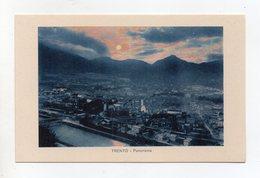 Trento - Panorama - Notturno - Non Viaggiata - (FDC16388) - Trento