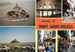 Souvenir Du MONT SAINT MICHEL - Le Mont Saint Michel