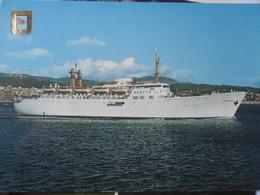 Mallorca Bateau Santiago Compostela Ship - Fähren