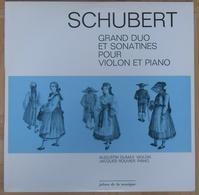 SCHUBERT - Grand Duo Et Sonatines Pour Violon Et Piano - Jalons De La Musique - Klassik