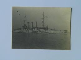 K.U.K. Kriegsmarine Marine Pola Foto Photo SMS 427 1916 Dim 5,5x4 - Guerra