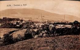 Zlin - Tovarna P. Bate (1920) - Tschechische Republik