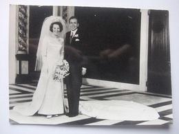 N09 Ansichtkaart Huwelijk Beatrix En Claus - 1966 (2) - Koninklijke Families